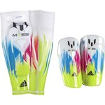 adidas Adults' F50 Messi Medium Soccer Shin Guards