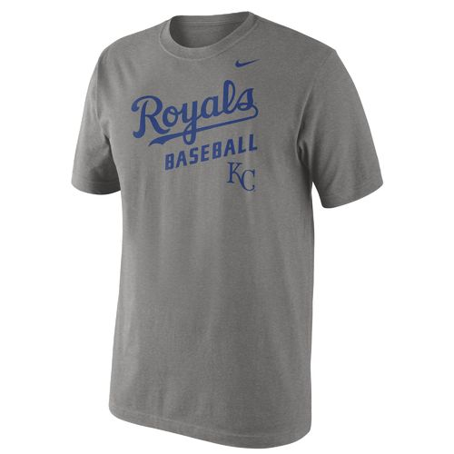 Nike Men's Kansas City Royals Practice 1.4 T-shirt