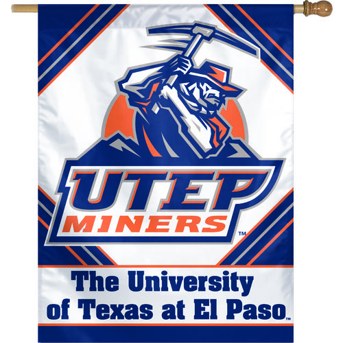 WinCraft University of Texas at El Paso Vertical