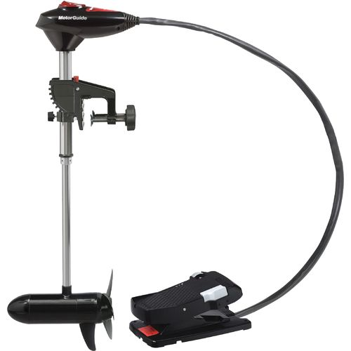 Display product reviews for MotorGuide Bulldog 40 Freshwater Transom-Mount Trolling Motor