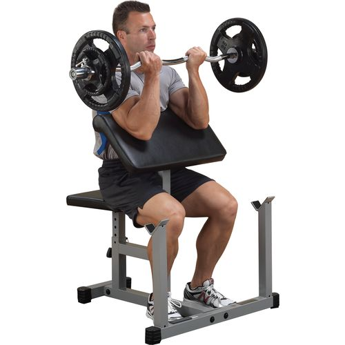 Body-Solid PowerLine Preacher Curl Bench - view number 2