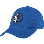 adidas™ Men's Dallas Mavericks Washed Slouch Cap