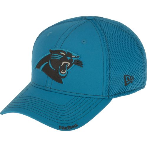 Display product reviews for New Era Men's Carolina Panthers 39THIRTY Neo Cap
