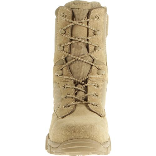 Bates Men's GX-8 Desert Composite Toe Side Zip Boots - view number 3