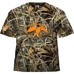 Duck Commander Youth Realtree Max-4® T-shirt