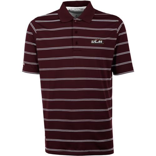 Antigua Men's University of Louisiana at Monroe Deluxe Polo Shirt