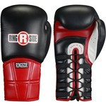 Ringside Safety Lace-Up Sparring Gloves