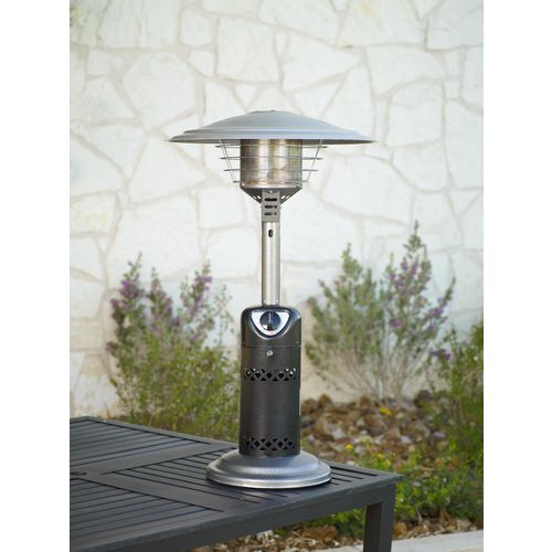 mosaic tabletop patio heater view number 2 - Propane Patio Heater