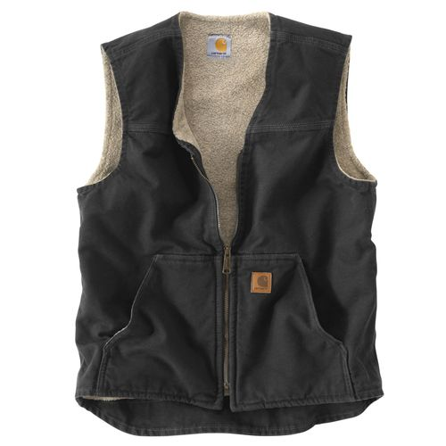 Carhartt Men's Sandstone Rugged Vest - view number 2