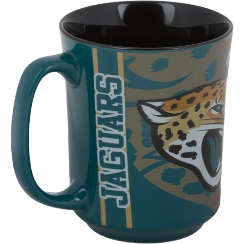 The Memory Company Jacksonville Jaguars 22 oz. Straw Tumbler - view number 1