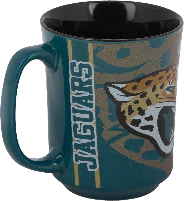 The Memory Company Jacksonville Jaguars 22 oz. Straw Tumbler