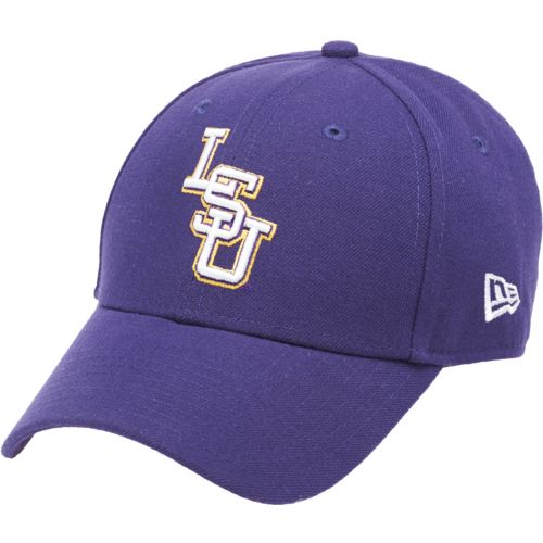 New Era Men's Louisiana State University The League 9FORTY Adjustable Cap