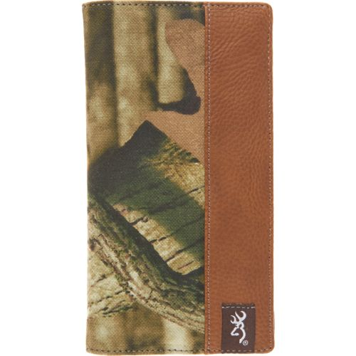 Browning Men's Camo Executive Wallet