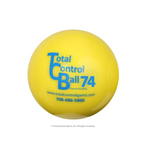 Display product reviews for Total Control Sports TCB 74 Balls 3-Pack
