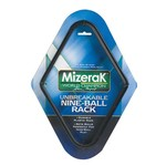 Mizerak™ Unbreakable 9-Ball Billiard Rack