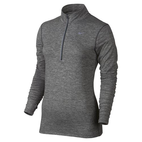 Display product reviews for Nike Women's Element 1/2 Zip Pullover Top
