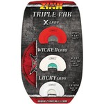 Zink Calls Diaphragm Turkey Calls 3-Pack