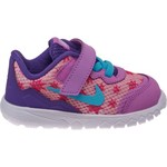 Nike Kids' Flex Experience 4 Printed Athletic Lifestyle Shoes