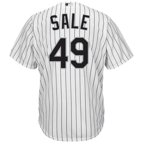 Majestic Men's Chicago White Sox Chris Sale #49 Cool Base® Replica Jersey