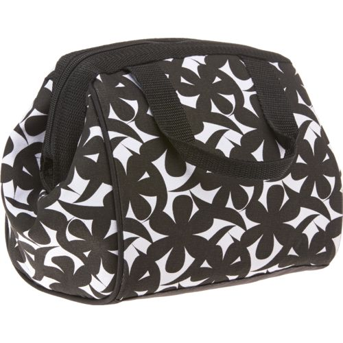 Fit & Fresh Charlotte Floral Leaves Insulated Lunch