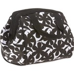 Fit & Fresh Charlotte Floral Leaves Insulated Lunch Bag