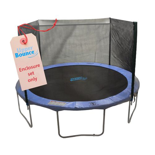 Upper Bounce® 12' Enclosure Set for Trampolines with 2 or 4 W-Shaped Legs