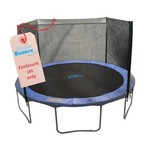 Upper Bounce® 12' Enclosure Set for Trampolines with 2 or 4 W-Shaped Legs - view number 1