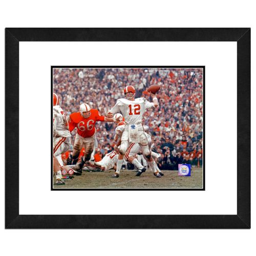 quality design 1d139 1af89 Photo File University of Alabama Ken Stabler 8