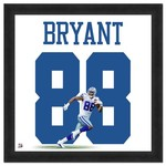 "Photo File Dallas Cowboys Dez Bryant #88 UniFrame 20"" x 20"" Framed Photo"