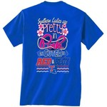 New World Graphics Women's Louisiana Tech University Cuter in Team T-shirt
