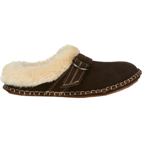 Display product reviews for Magellan Outdoors Women's Whipstitch Mule Slippers