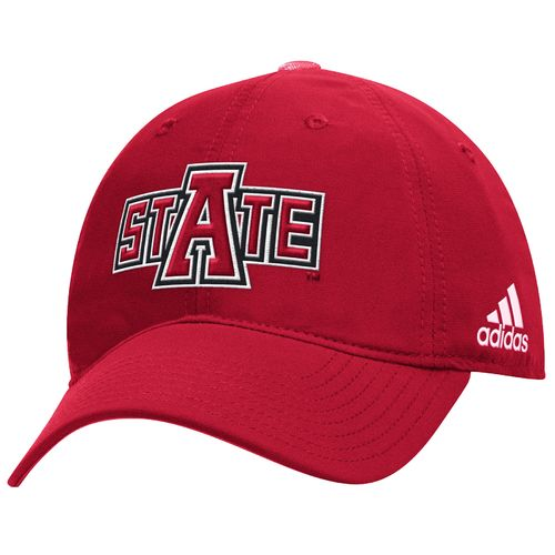 adidas™ Men's Arkansas State University Adjustable Slouch Cap