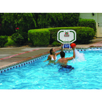 Poolmaster® Milwaukee Bucks Pro Rebounder Style Poolside Basketball Game - view number 2