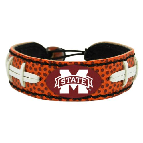 GameWear Mississippi State University Classic Football Bracelet