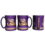 Boelter Brands Louisiana State University 14 oz. Relief-Style Coffee Mug