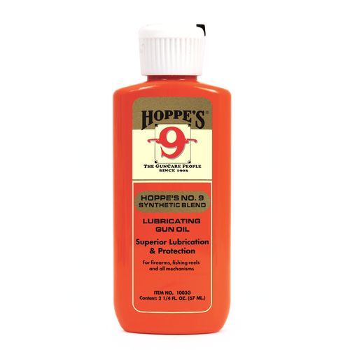 Display product reviews for Hoppe's No. 9 2 oz. Synthetic Blend Lubricating Oil