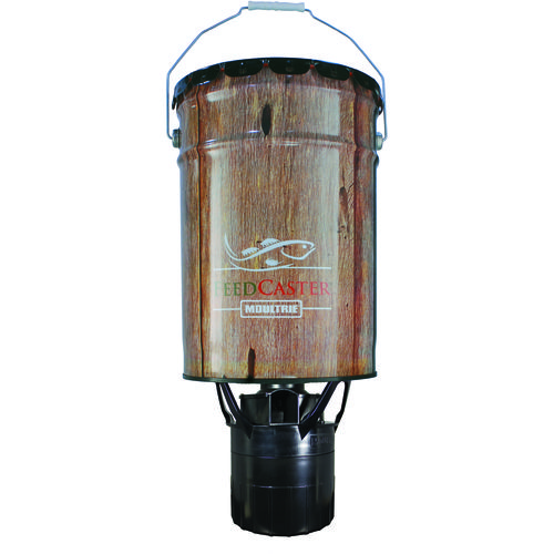 Display product reviews for Moultrie 6.5 Gallon Hanging Feedcaster