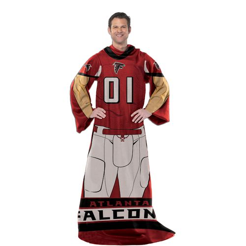 The Northwest Company Atlanta Falcons Uniform Comfy Throw