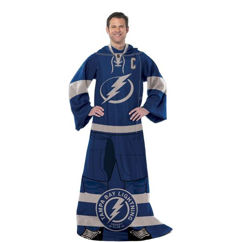 The Northwest Company Tampa Bay Lightning Uniform Comfy Throw