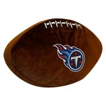 The Northwest Company Tennessee Titans Football Shaped Plush Pillow - view number 1