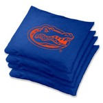 Wild Sports University of Florida Regulation Beanbags 4-Pack