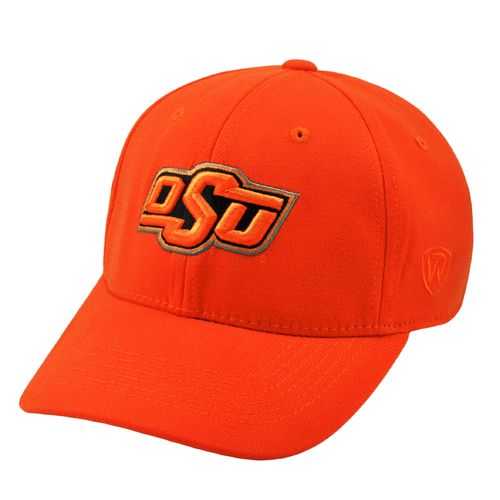 Top of the World Adults' Oklahoma State University Premium Collection Memory Fit™ Cap - view number 1