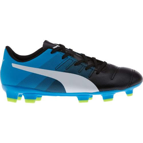 PUMA Kids' evoPOWER 4.3 FG Jr. Soccer Cleats