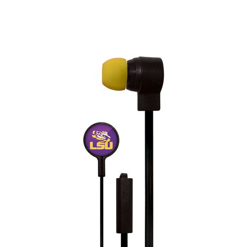 Mizco Louisiana State University Big Logo Earbuds