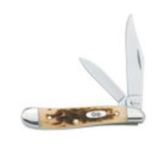 Case® Cutlery 6220 Stainless-Steel Peanut Folding Knife
