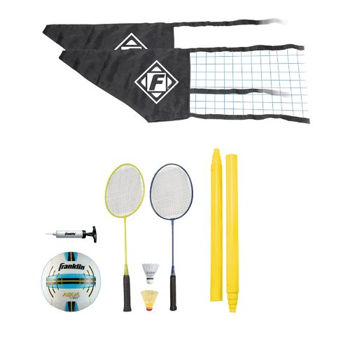 Franklin Quik Set Volleyball and Badminton Combo - view number 1