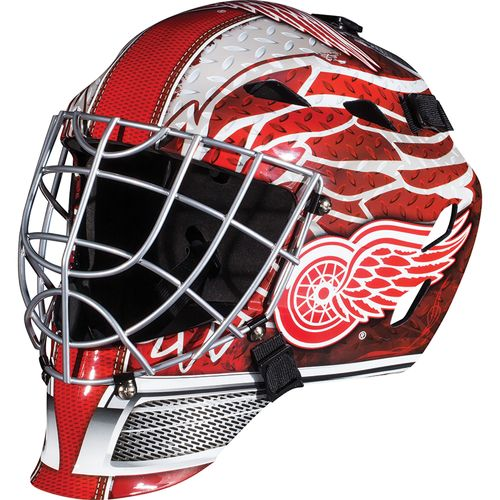Franklin Boys' Detroit Red Wings GFM 1500 Goalie Face Mask