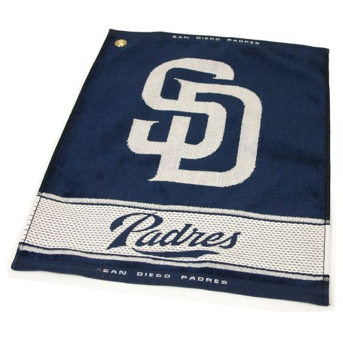 Team Golf San Diego Padres Woven Towel - view number 1