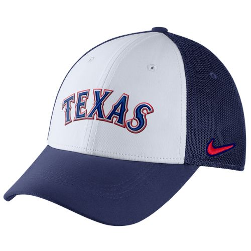 Nike Adults' Texas Rangers Dri-FIT Mesh Cap