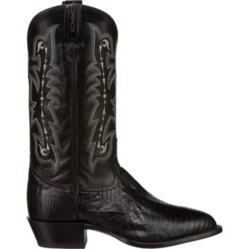 Tony Lama Men's Lizard Exotics Western Boots